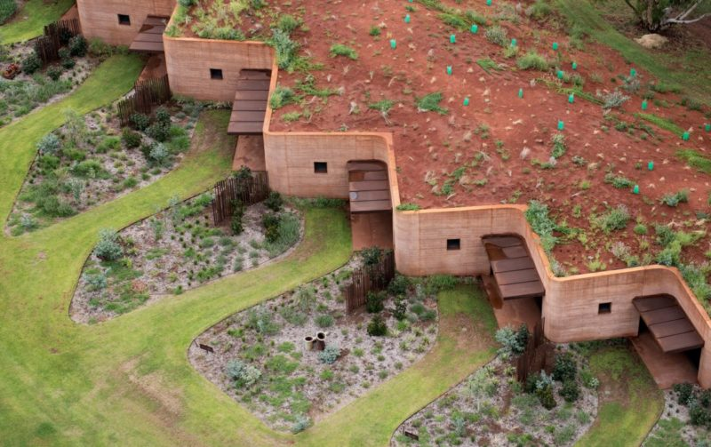 Rammed Earth Construction is Gaining Popularity for the Good of the Environment