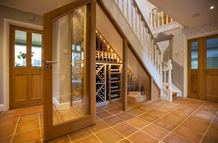Smart Under-Stair Storage Ideas For The Modern Home