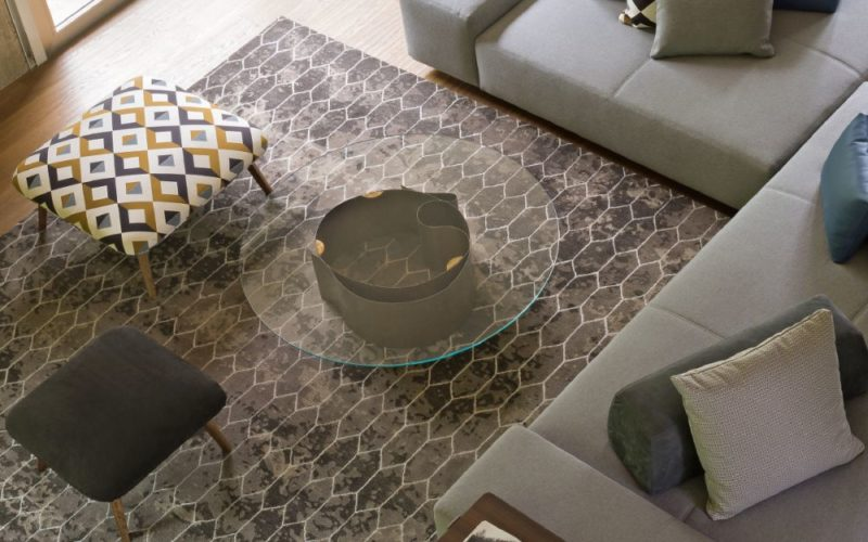 12 Glass Coffee Tables Showcase Their Glamorous Designs