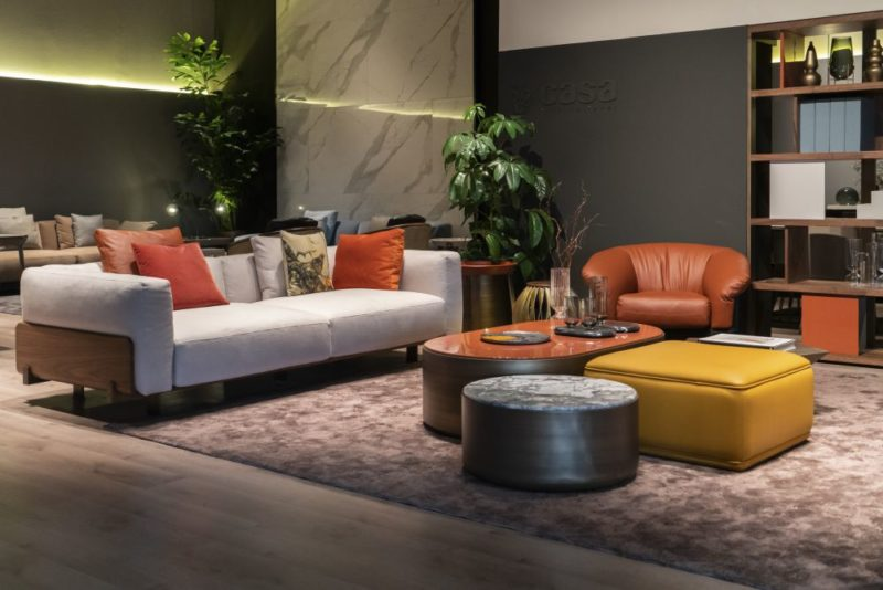 Fresh Pairings of Sofas and Coffee Tables to Enliven Your Living Room