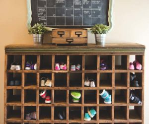 12 Amazing Shoe Storage Concept You Should Definitely Check Out