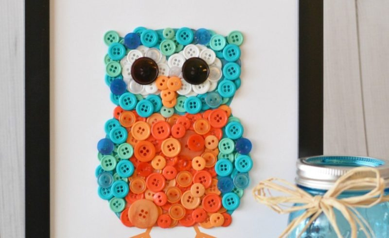 10 Adorable Button Crafts For All Styles And Ages