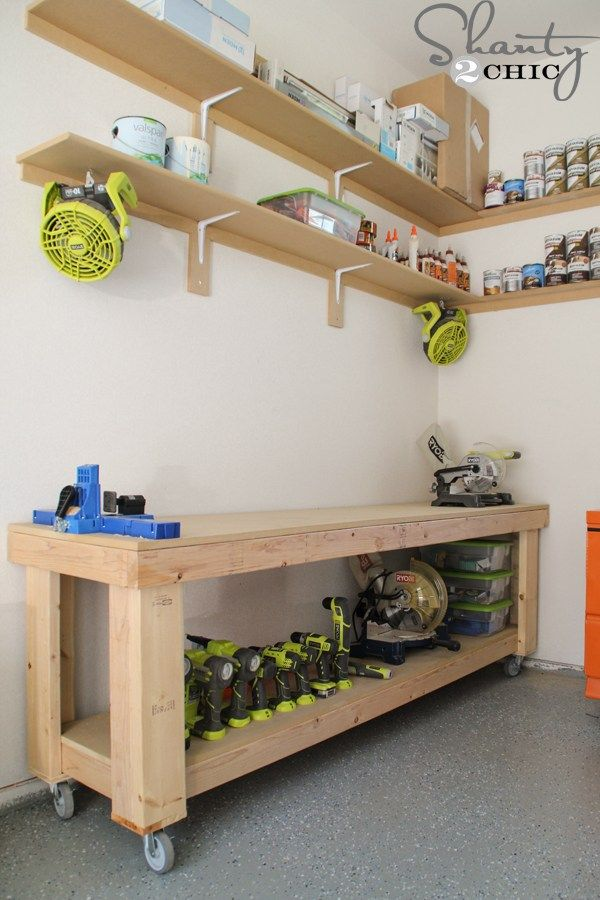 DIY Workbench Ideas For Successful Future Projects on diy wire ideas, diy lockers ideas, diy bicycle ideas, diy cupboard ideas, diy theme ideas, diy lights ideas, diy garage ideas, diy bucket ideas, diy workbench on wheels, diy workbench plans, diy garage workbench, diy hardware ideas, diy workbench organization, homemade tool storage ideas, diy workbench vise, diy wood workbench, workshop ideas, diy workbench drawings, diy build a workbench, diy sand ideas,