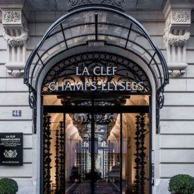 La Clef Cozy Paris Hotel