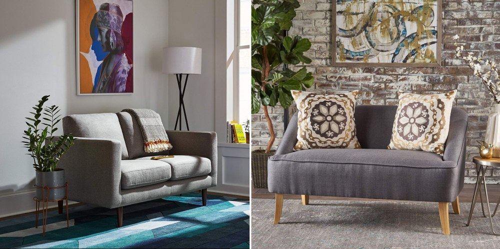 Loveseat Ideas For Small Spaces