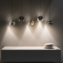 Masiero suspension light