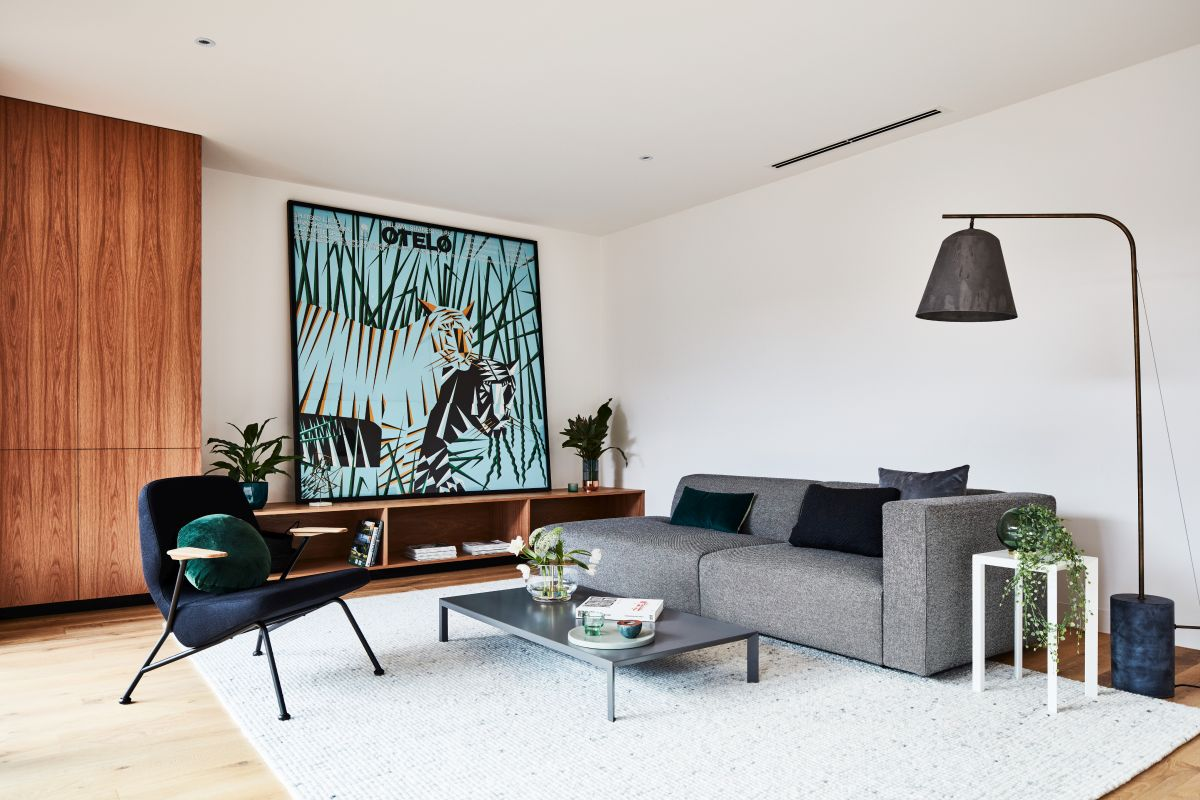 What Makes A Contemporary Living Room