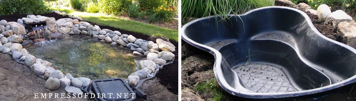 How To Add A Water Feature To Your Backyard Diy Pond Ideas