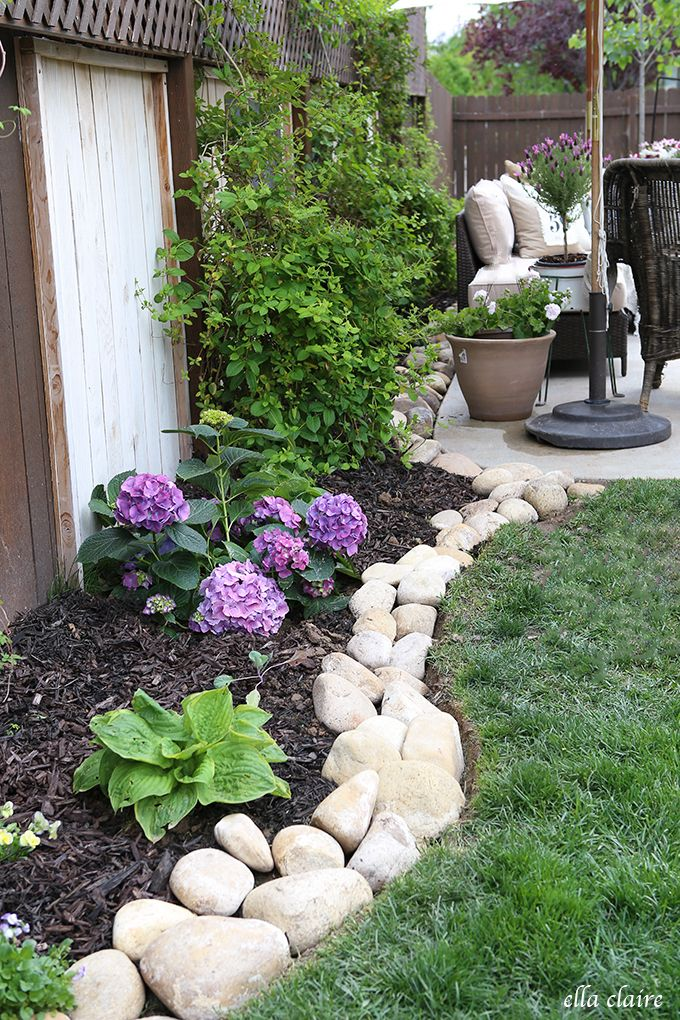 How To Use Edging Stones To Make Your Garden Better