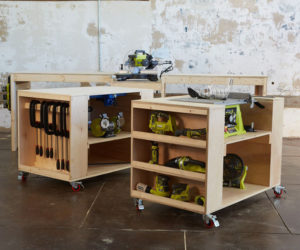 DIY Workbench Ideas For Successful Future Projects