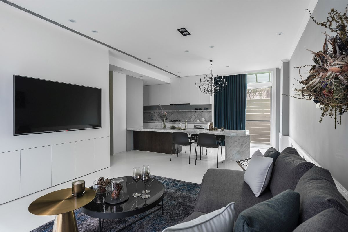 What Makes A Contemporary Living Room Look Beautiful And