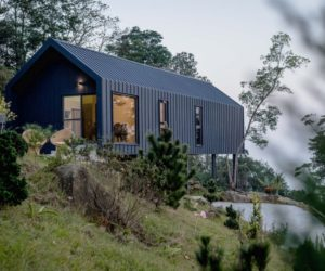 Cute Budget Home On A Mountain Built For A Retired Couple