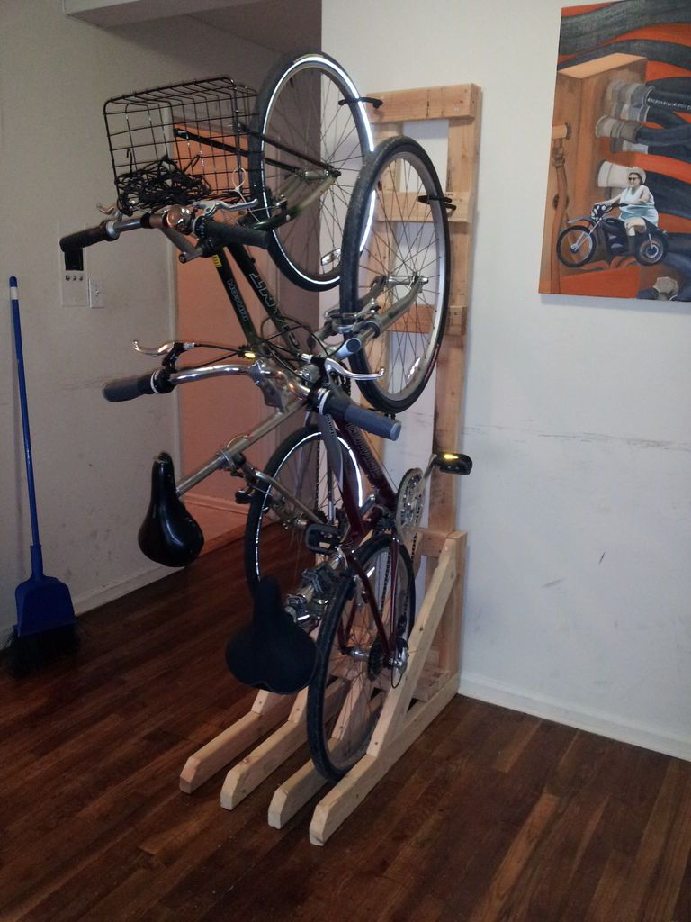Bike Storage Ideas For The Garage That Will Free Up Space