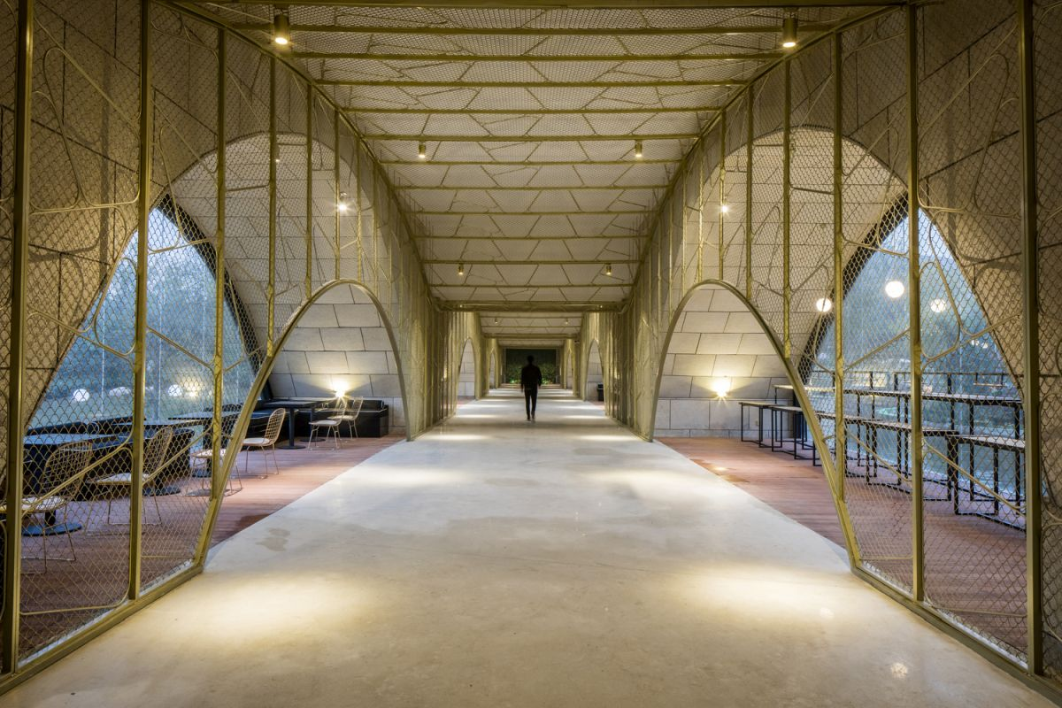 From an aesthetic point of view, the redesigned Fortune Bridge looks glamorous and very modern