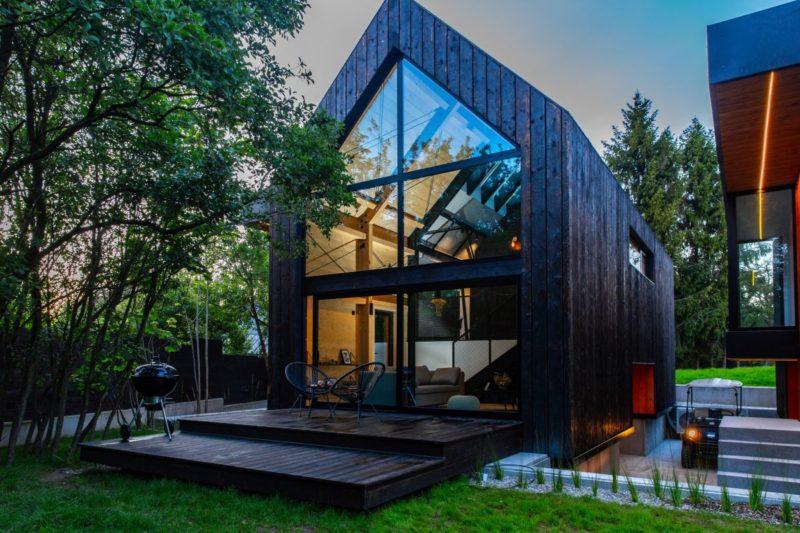 A-frame Cabin Resort Celebrates Nature Through Timeless Design