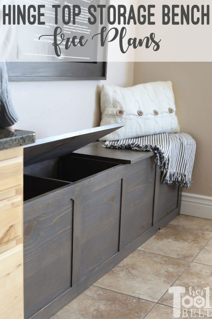 Enjoyable Diy Storage Bench Ideas That Perfectly Complete The Entryway Creativecarmelina Interior Chair Design Creativecarmelinacom