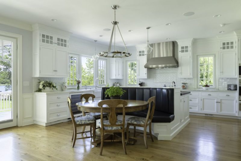 White Kitchens are a Great Choice No Matter Your Favorite Design Style