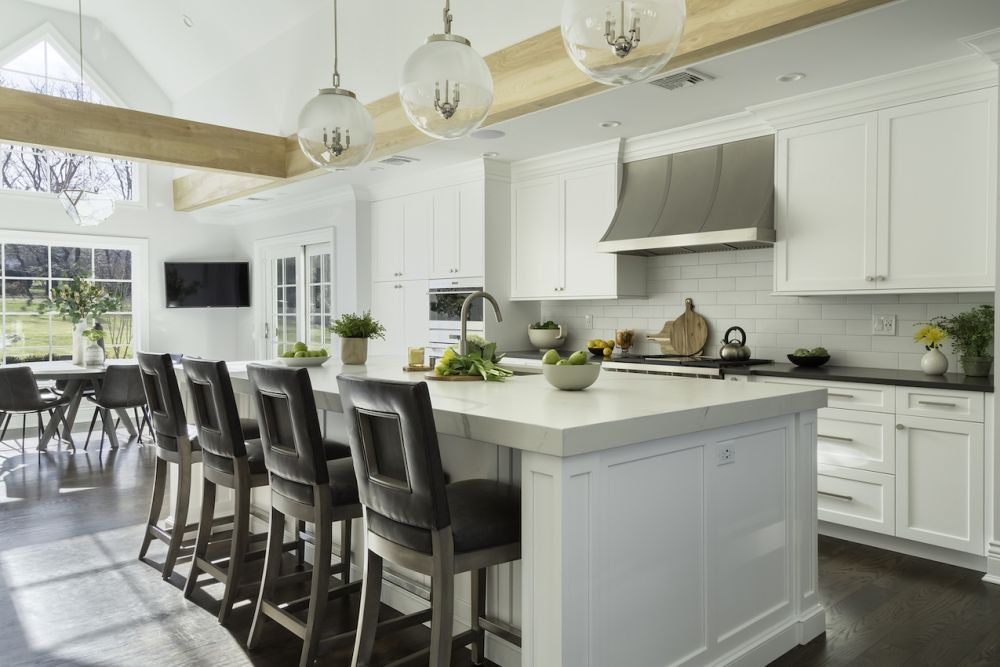 White Kitchens Are A Great Choice No Matter Your Favorite