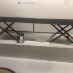 1+1 Folding Bench