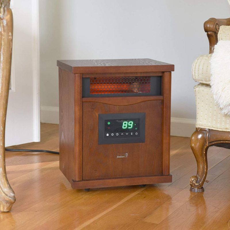 Best Infrared Space Heater for the Colder Weather