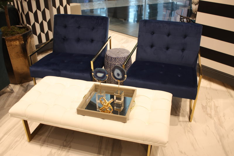 Add a Special Vibe to Your Space With Blue Furniture