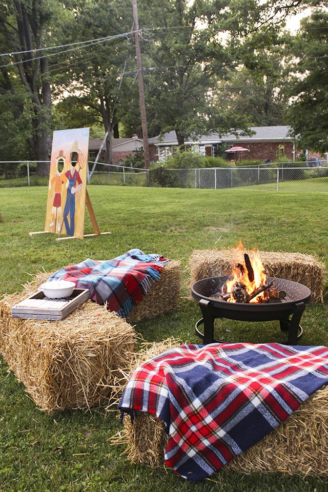 The Magic of a Fire Pit