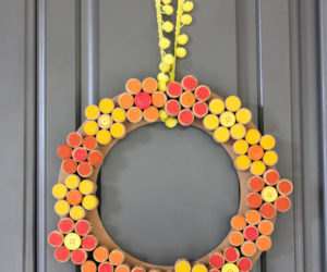15 Modern Fall Wreath Ideas With a Cozy Vibe
