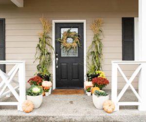 15 Modern Fall Wreath Ideas With a Cozy Vibe