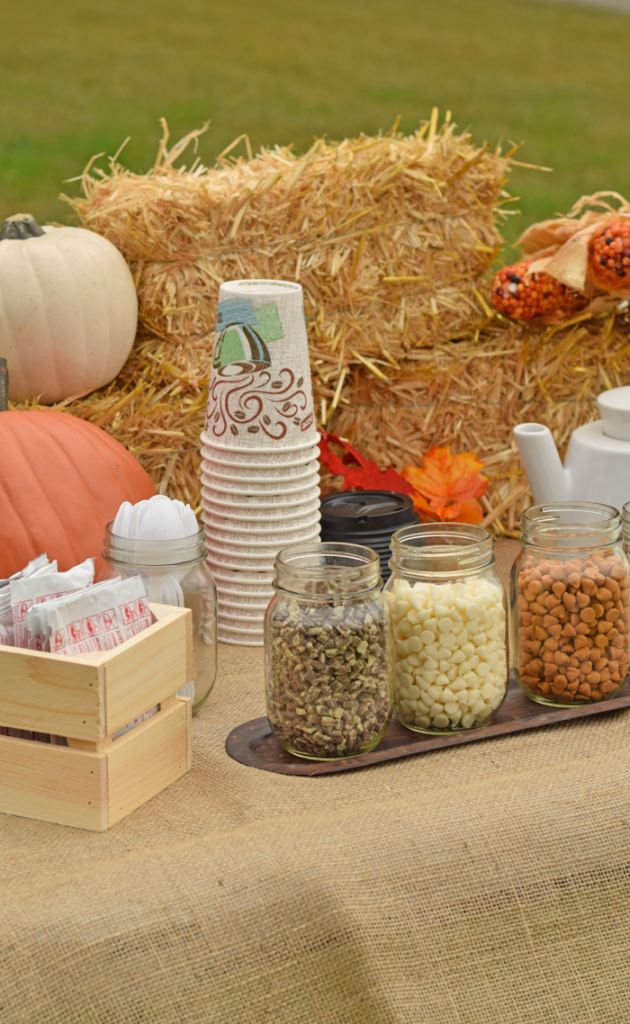 Create Your Own Hot Chocolate Bar