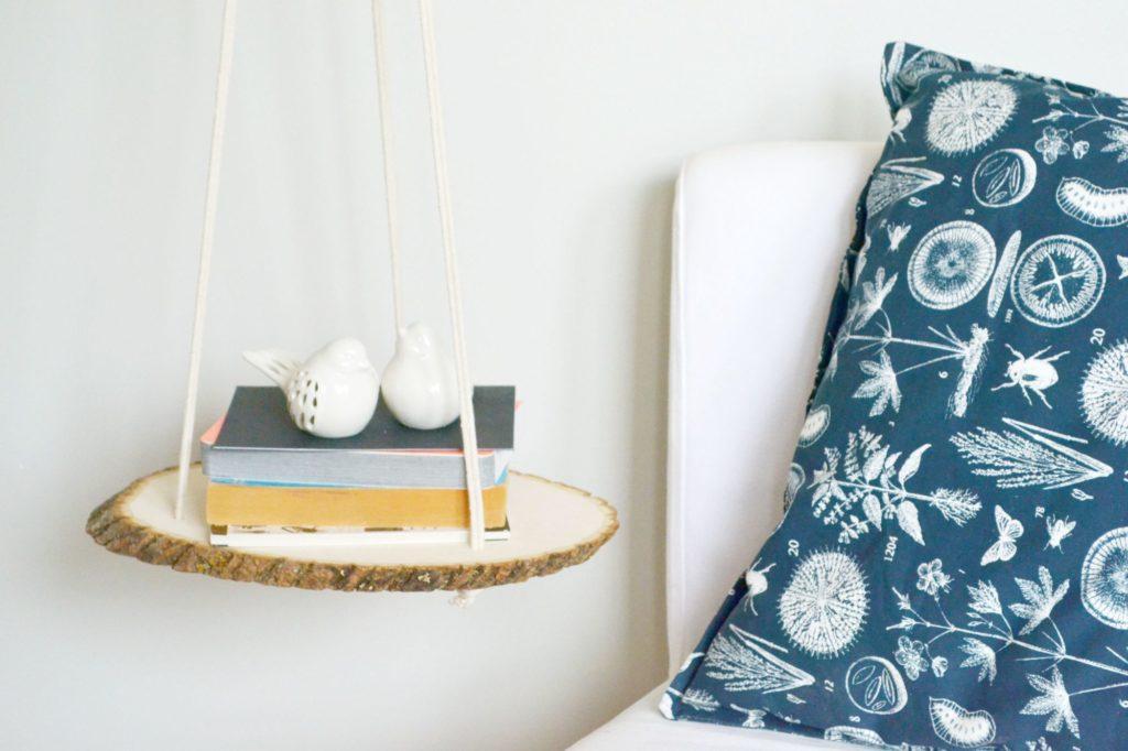 Chic alternative to your basic nightstand