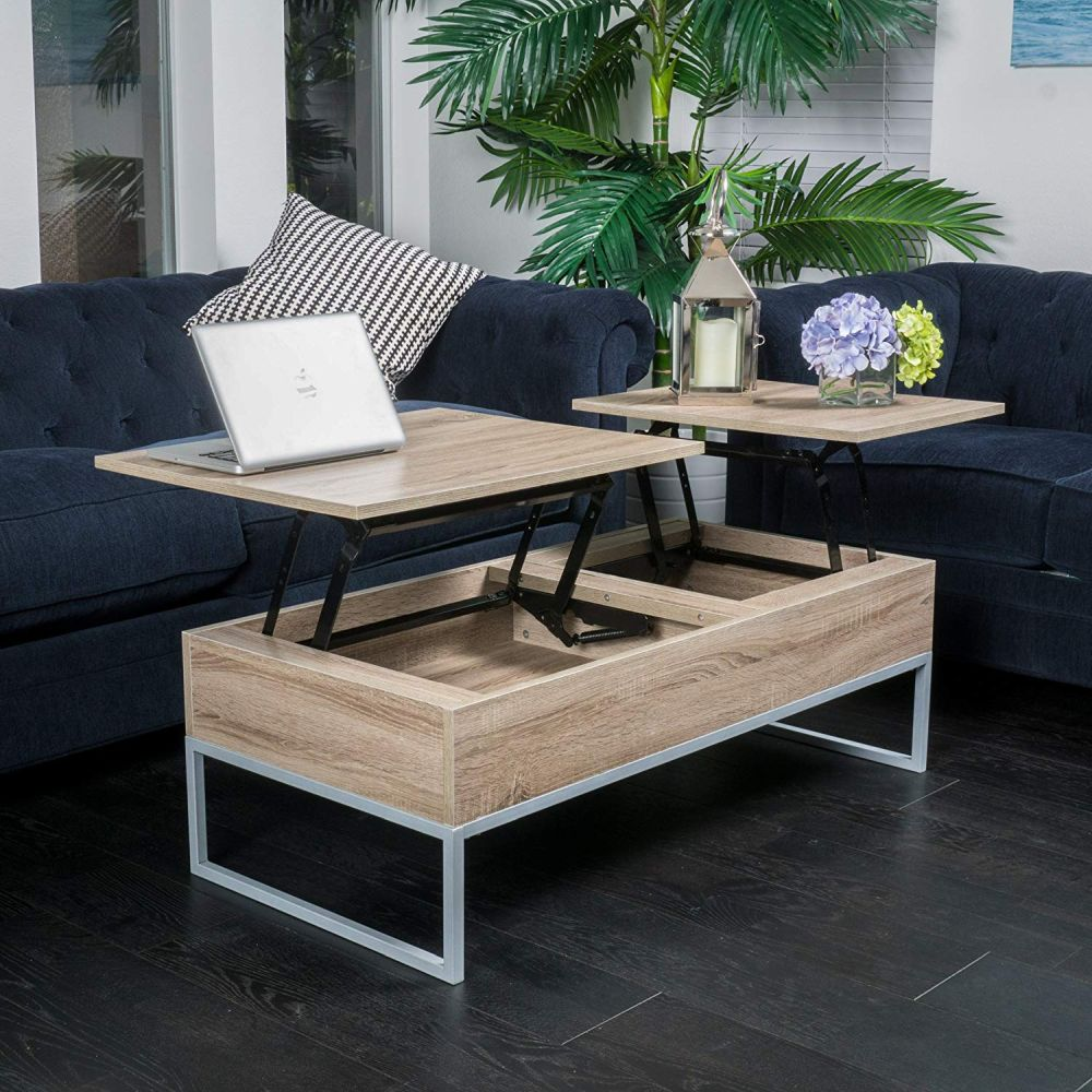 21 Lift Top Coffee Tables That Surprise You In The Best Way Possible