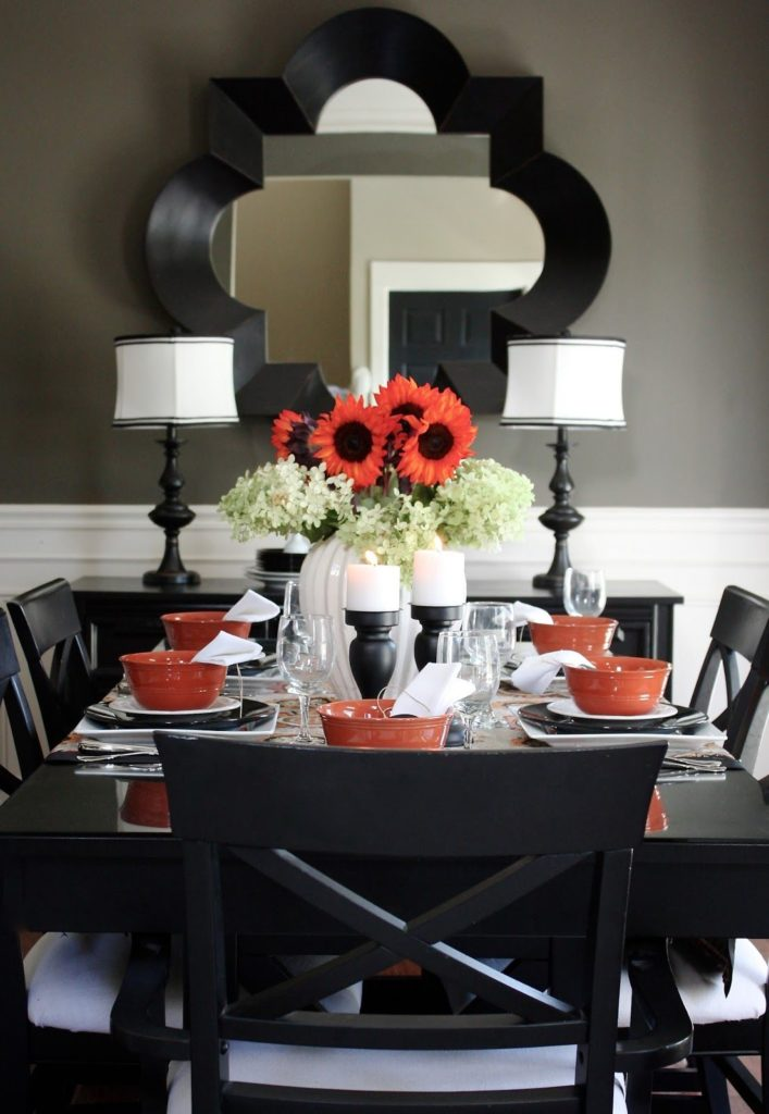 Think Inside the Bowl for Fall Party Décor