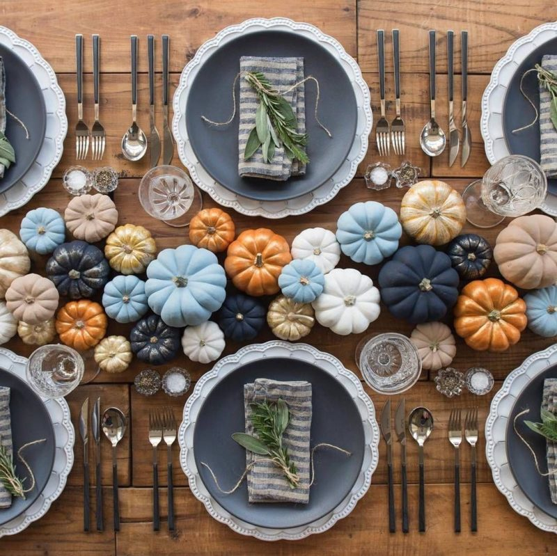 Creative Fall Party Décor Ideas