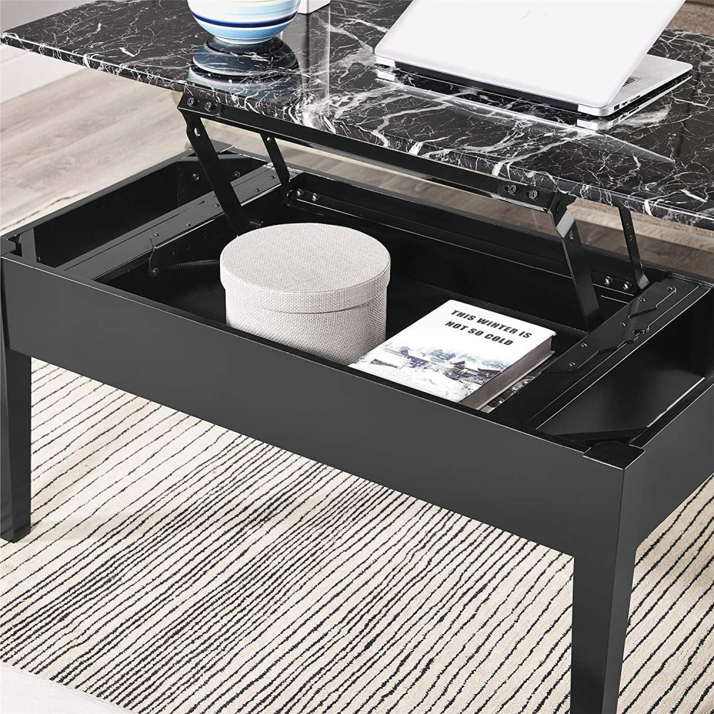 12 Lift-Top Coffee Tables That Surprise You In The Best