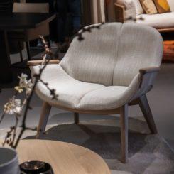 Florian lounge armchair