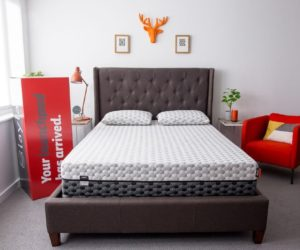 A Layla Mattress Review: The Benefits of Copper Infusion