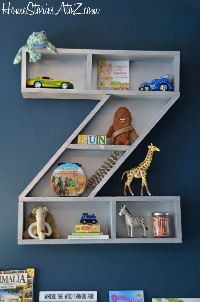 17 Amazing DIY Projects You Can Do For The Kids' Playroom