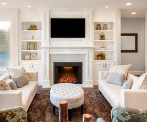 Best Electric Fireplace for the Winter Season