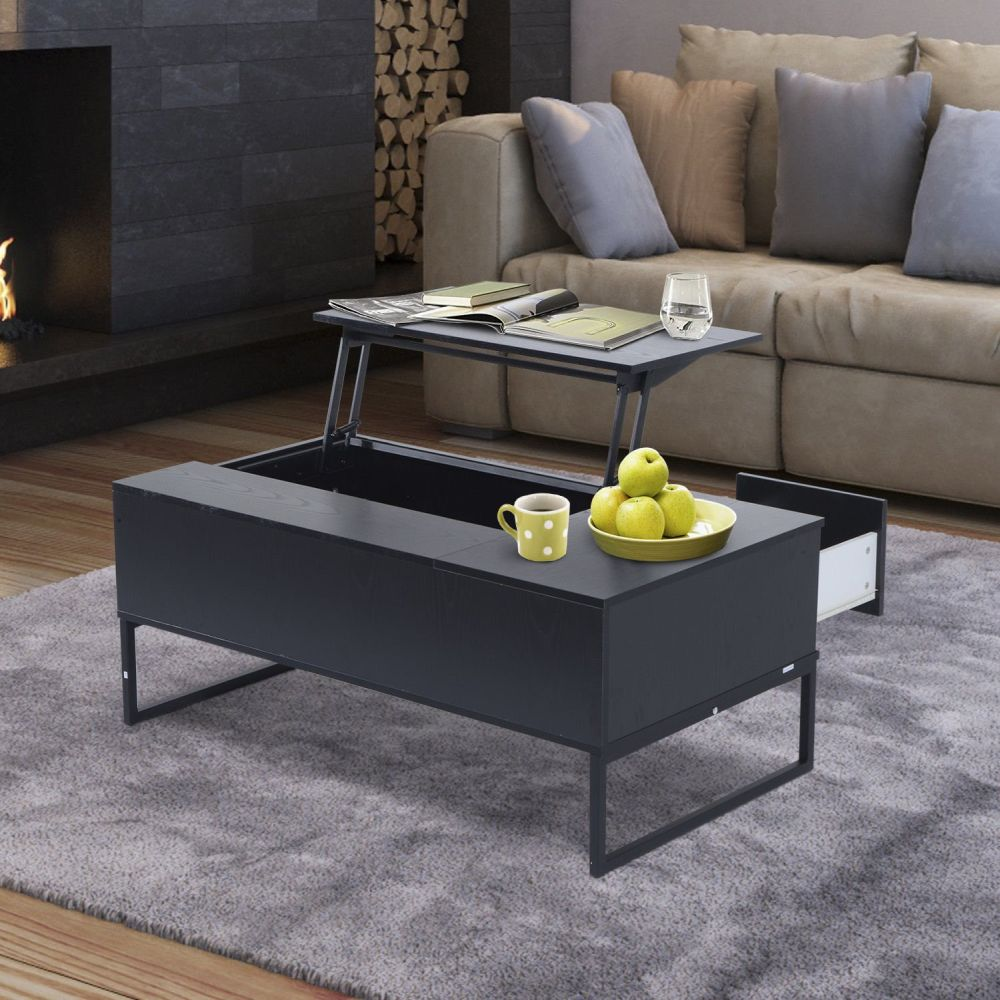 - 21 Lift-Top Coffee Tables That Surprise You In The Best Way Possible