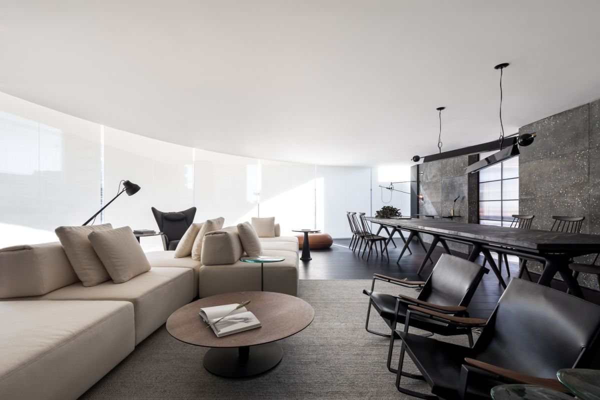 Elegant Bachelor Pad Gets A Timeless New Design