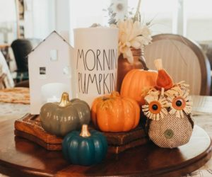 15 Charming Fall Centerpiece Ideas To Start Off The New Season With