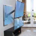 OmniMount PLAY70 Interactive Flat Screen TV Mount