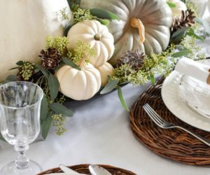 Charming Pumpkin Arrangements That Bring the Fall Into our Homes