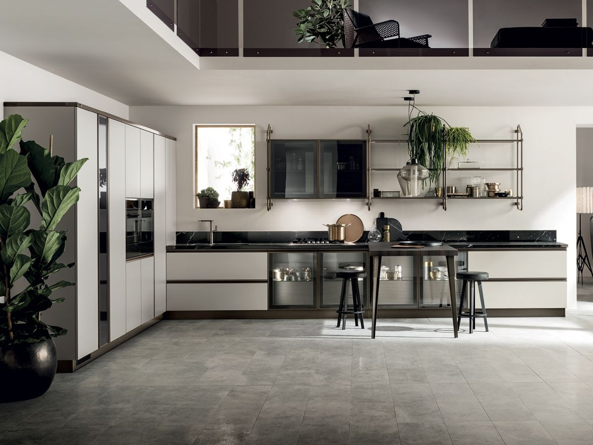 Exquisite Kitchens Designed By Italian Brands Reveal Their