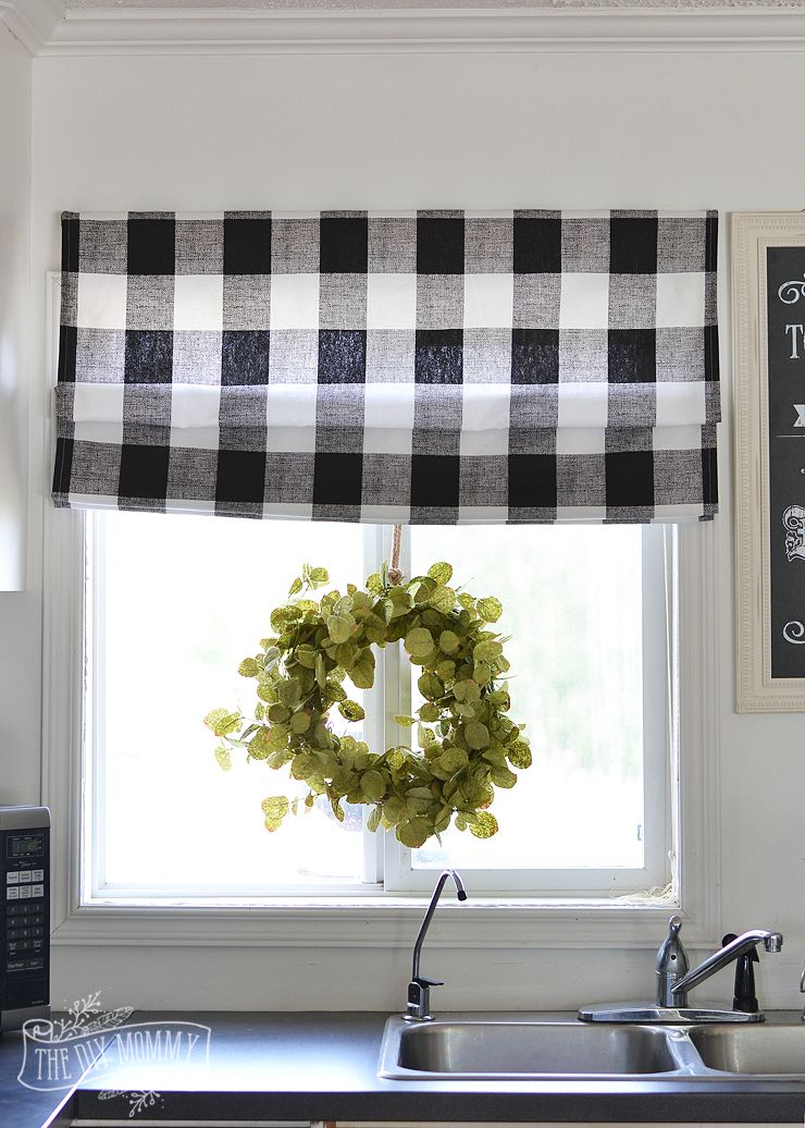 14 Different Ways To Make Your Own Roman Shades From Scratch