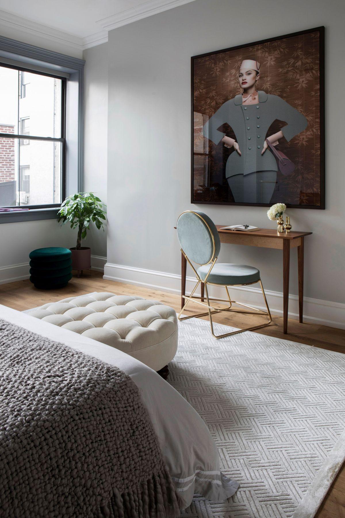 Stylish Laconic And Functional New York Loft Style: This Soho Loft Is Designed For Entertaining And A Stylish