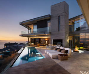 Modern South African Residences in perfect sync with their surroundings