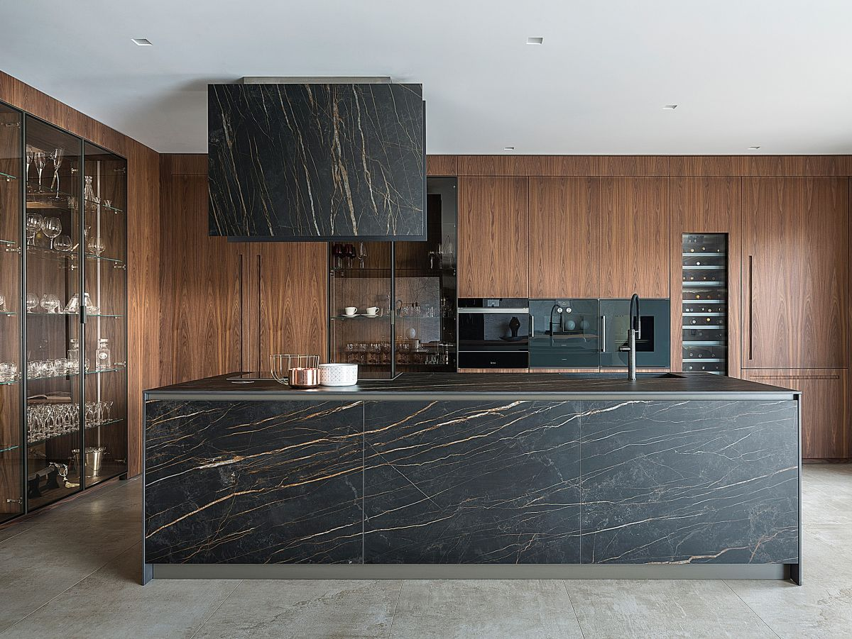 Exquisite Kitchens Designed by Italian Brands Reveal Their Recipes For success