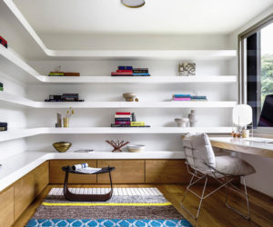 10 Cool And Unusual Ways To Add Corner Shelves To A Room