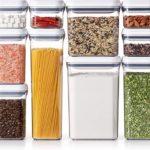 10-Piece Airtight Food Storage POP Container